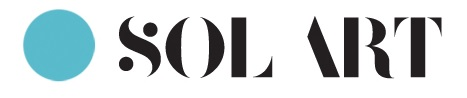 logo sol art